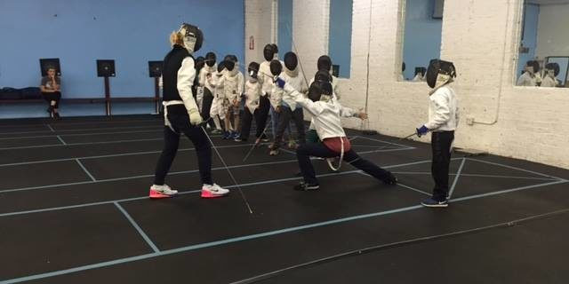Marin Fencing Academy